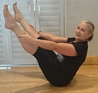 Helen Whitaker Certified Pilates Teacher