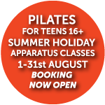 Pilates for Teens 16+