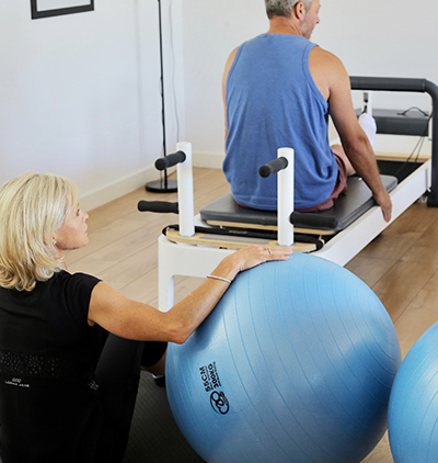 Classes at Pilates in Sevenoaks
