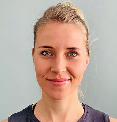 Melanie Braam, teacher at Pilates in Sevenoaks